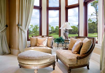 Sylvan Lake Pella Fiberglass Windows